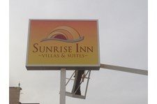 - Illuminated Signage - Lightbox - Sunrise Inn - Anacortes, Wa