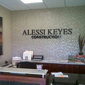 - Image360 - Little Rock - Dimensional Signage