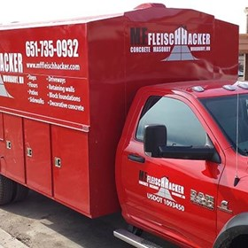 - Image360-Woodbury-Vehicle Lettering-Construction