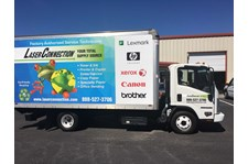 commercial wrap box truck wrap